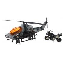 speelset helikopter Combat Force 5-delig