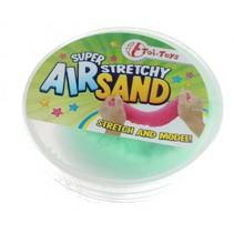 stretchy zand groen 9 cm
