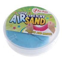 stretchy zand blauw 9 cm