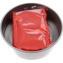 Smart Putty color change 8 cm rood