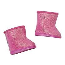 winterlaarzen 43 cm roze