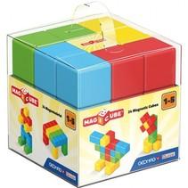 MagiCube Pre-school Free Building 24-delig multicolor