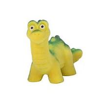 groeiende dinosaurus brontosaurus junior 14cm groen/geel