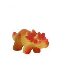 groeiende dinosaurus Liacertops junior 14cm rood/geel