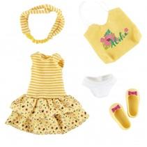 Spring Queen outfit tienerpop kledingset 5-delig