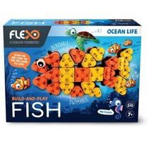 bouwpakket Ocean Life - Fish junior 210-delig
