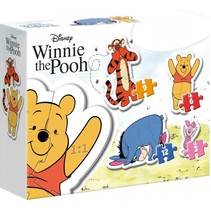 legpuzzel My First Puzzle Winnie de Poe 4 puzzels