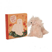 voorleesboekje Pippa Come Play 6,75 cm karton