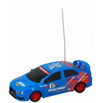 raceauto RC Street Tuner junior 1:20 blauw 2-delig