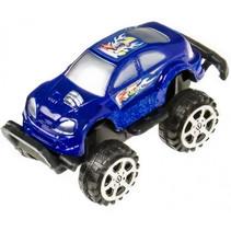monstertruck jongens 8 cm blauw