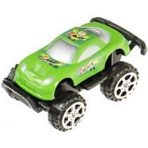 monstertruck jongens 8 cm groen