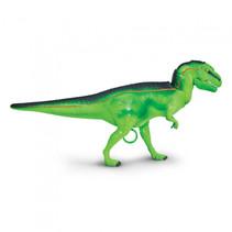 trekdinosaurus Rex junior 35 cm ABS groen