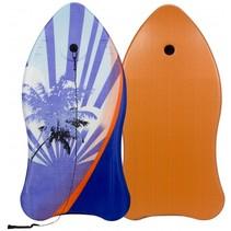 bodyboard Ergo Shape oranje
