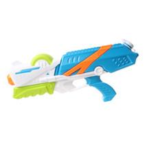 waterpistool junior 42 cm blauw/groen