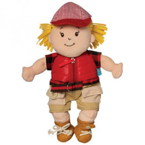 outfit Baby Stella 30,5 cm textiel 5-delig