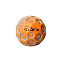 speelbal Octzilla 6,3 cm rubber oranje