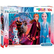 legpuzzel Frozen II 104 stukjes