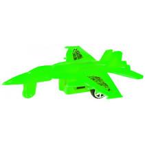 straaljager pull back jongens 10 cm groen