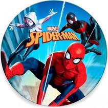 strandlaken Spider-Man jongens 150 cm polyester blauw