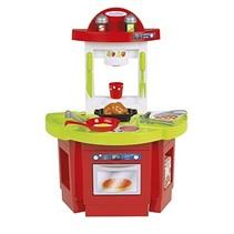 speelgoedkeuken 60 x 43,5 x 27 cm rood