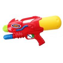 waterpistool Super Watergun 42 cm rood/geel