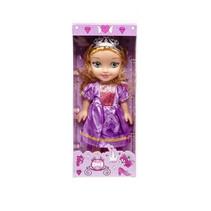 pop prinses polyester paars