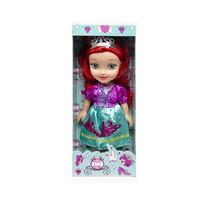 pop prinses polyester groen/paars