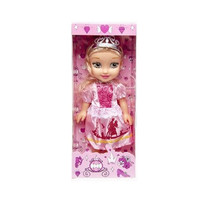 pop prinses polyester roze