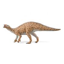 dinosaurus Fukuisaurus junior 14 cm rubber lichtbruin