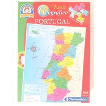 legpuzzel Portugal junior 104 stukjes