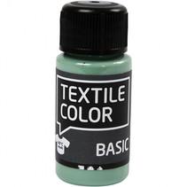 textielverf Basic 50 ml zeegroen