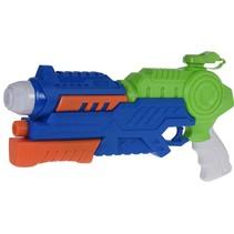 watergeweer 42 cm blauw/groen