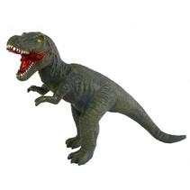 dinosaurus T-Rex jongens 57 cm rubber groen