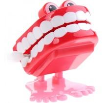 opwindbaar gebit rood 5 cm