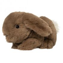 knuffel Basil Bunny junior 18 cm pluche bruin