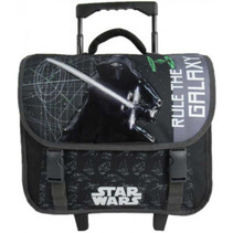 trolley-rugzak Star Wars Kylo Ren jongens 38 cm zwart