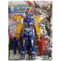 gevechtsrobot Gundam Extreme jongens blauw