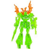 gevechtsrobot jongens 13 cm groen