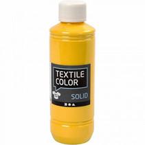textielverf Solid 250 ml geel