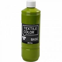 textielverf Basic 500 ml kiwigroen