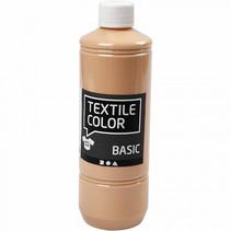 textielverf Basic 500ml beige