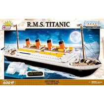 Historical Collection Titanic R.M.S. 600-delig 1914A