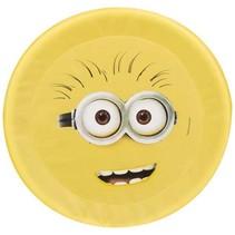 Minions frisbee Phil foam geel 42 cm