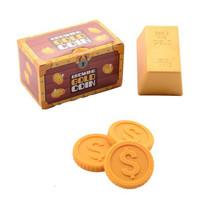 speelset Growing Gold Coin junior 20 cm 5-delig
