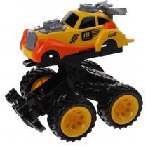 Monstertruck Racing geel