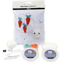Mini Creative Kit - hangend konijn 1 set