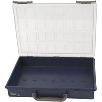 opslagbox schuifslot en hengsel 33,8x26,1x5,7 cm