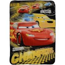 Cars fleecedeken Champions 100 x 140 cm multicolor