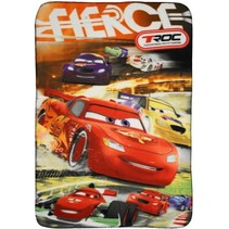 Cars fleecedeken Fierce 100 x 140 cm multicolor