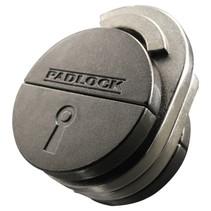breinbreker Cast Padlock zilver
